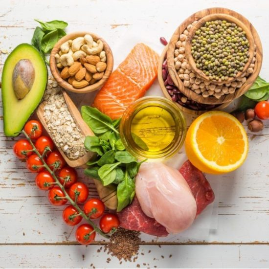 Healthy Food & Diet- nutrition course